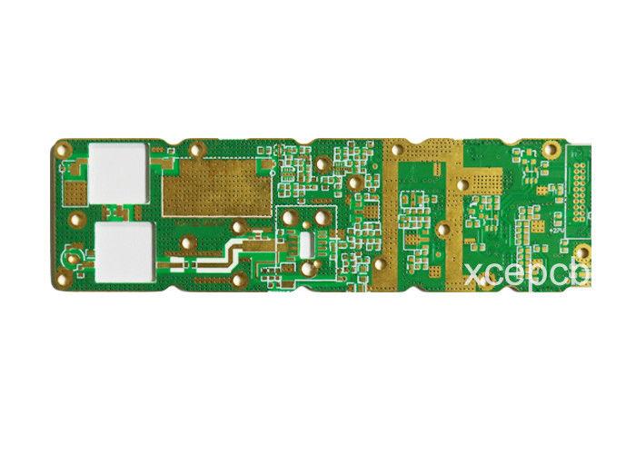 1 2 Density Board ~ Professional enig layer fr high tg pcb density