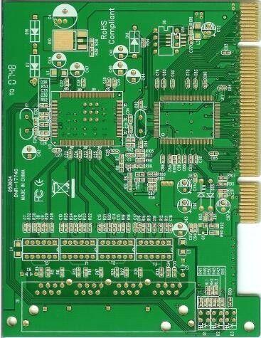 Professional Fr 4 Multilayer Pcb 94v 0 Lead Free Enig Gold
