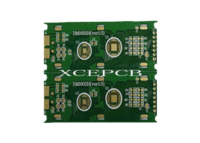 Professional ISOLA 370HR Laminate Rigid PCB High TG Low CTE CIrcuit ...