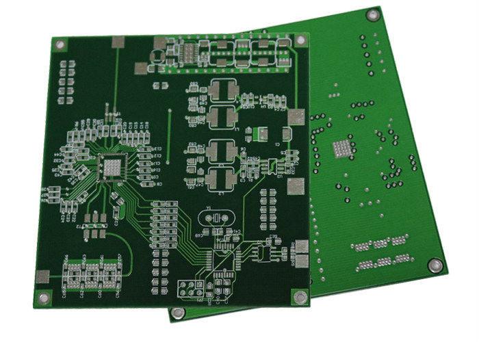 Professional 2.4mm Rigid Polyimide PCB 4 Layer Shengyi SH260 Circuit ...