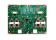 Double Sided Copper Clad PCB Board FR4 Printed Circuit Board