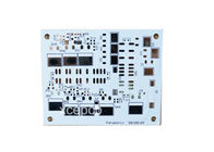 Aluminum Based Led Custom PCB Board Professional White 8*7cm